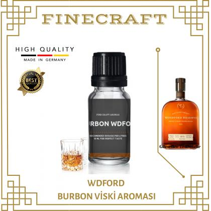 Wdford Bourbon Whiskey Aroması 10ML