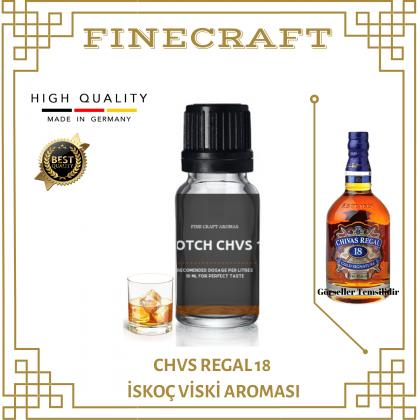 Chvs Rgl 18 Scotch Whiskey Aroması 10ML