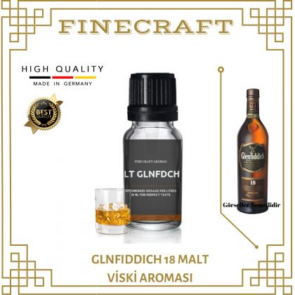 Glnfddch 18 Malt Whiskey Aroması 10ML